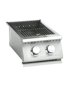 Summerset Sizzler Built-In Double Side Burner
