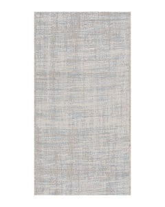 Surya Outdoor Rug, Sketched Sky Blue/Taupe/Cream