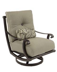 Telluride Cushioned Lounge Swivel Rocker