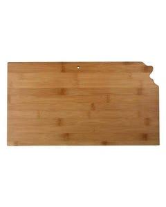Totally Bamboo State Cutting Board, Kansas