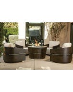 Patio Renaissance Tribeca Swivel Lounge Chair
