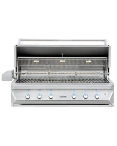 """Twin Eagles 54"""" Built-In Gas Grill Head - TEBQ54RS"""