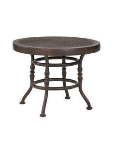"Veranda 24"" Round Occasional Table"