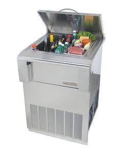 "Alfresco 24"" Versa Chill Freestanding Cart Model Refrigerator"