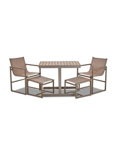 Klaussner Balcony Dining and Lounge Set