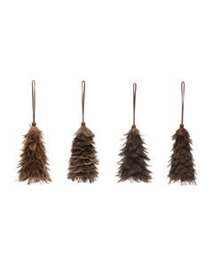 Feathered Ornaments