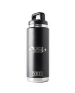 YETI Rambler 26 oz. Bottle with Yoder Smokers Logo