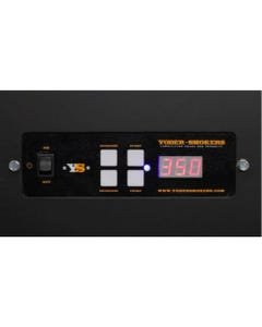 Yoder Smokers YS Series Pellet Grill Control Panel Decal