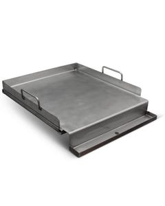 "Yoder Smokers 24x48 Adjustable Charcoal Grill Griddle, 22.5"" x 23.5"""