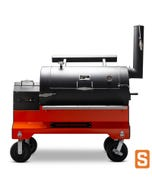 Yoder Smokers YS1500s Pellet Grill with ACS