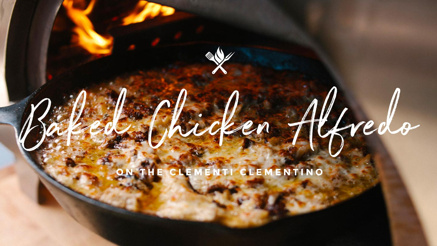 How to make Baked Chicken Alfredo
