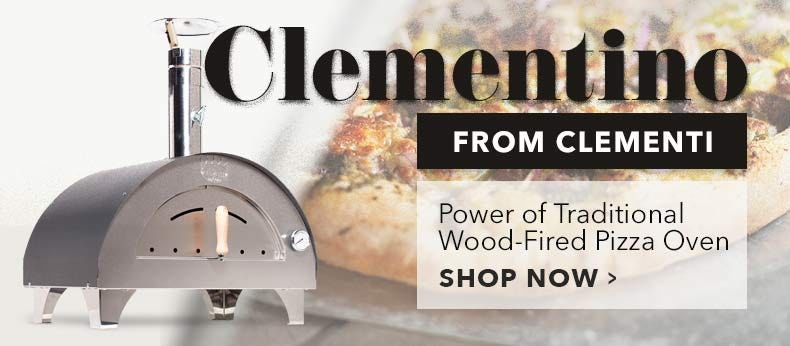 Clementino Wood Fired Oven