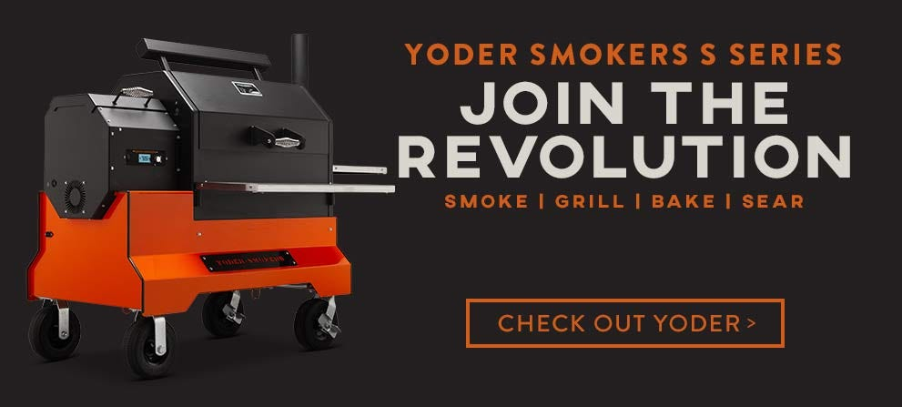 Join The Yoder Revolution
