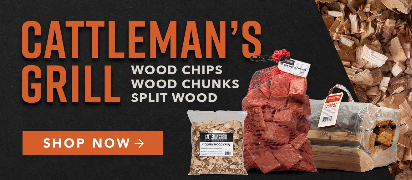 Cattleman's Grill Wood Chips and Smoking Woods