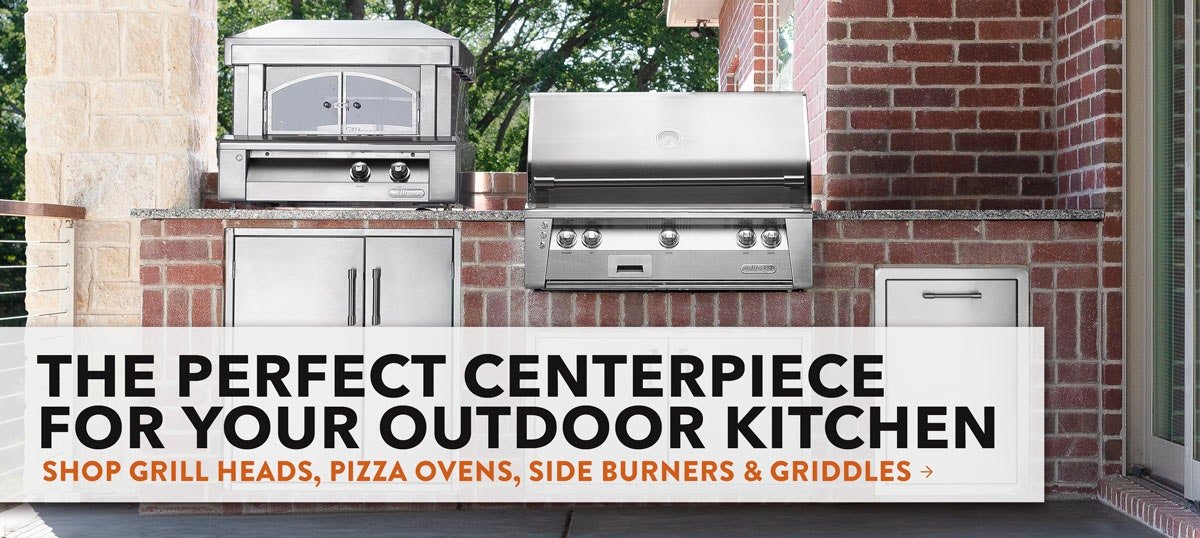 The Perfect Centerpiece for Your Outdoor Kitchen