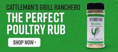 Cattleman's Grill Ranchero Seasoning