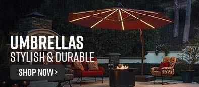 Umbrellas - Stylish & Durable