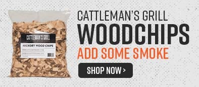 Cattleman's Grill Woodchips - Add Some Smoke