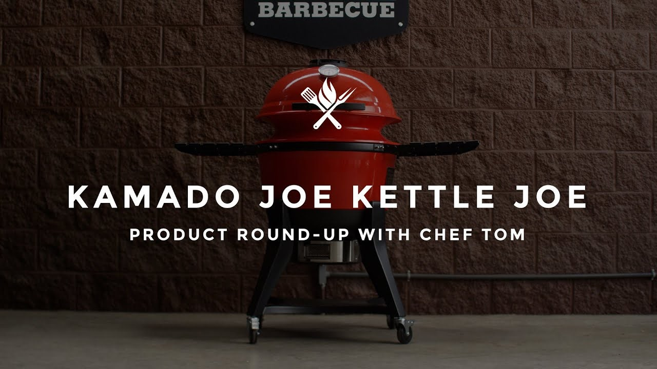 Kamado Joe Kettle Joe Overview