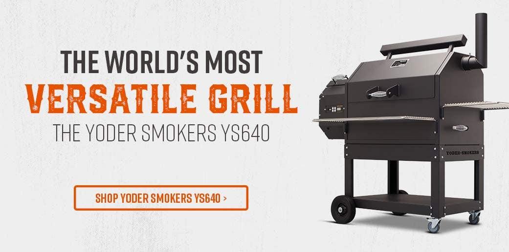 Yoder Smokers YS640