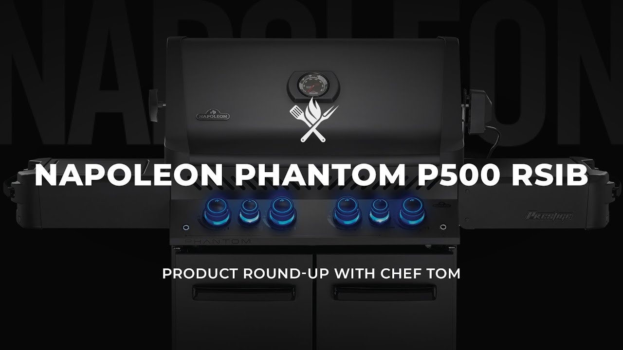 Napoleon Phantom P500 RSIB Overview