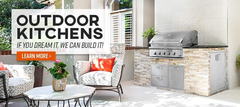 Outdoor Kitchen Inspiration Gallery