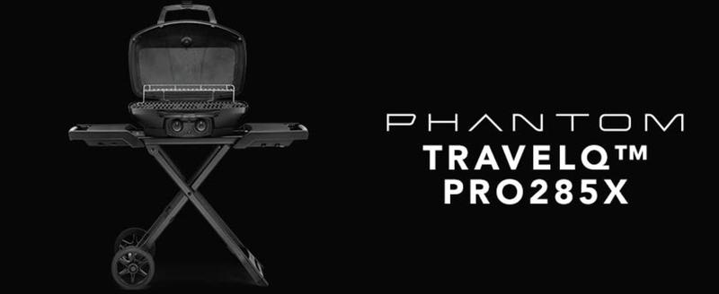 Napoleon Grills Limited Edition Phantom TravelQ PRO285X LP