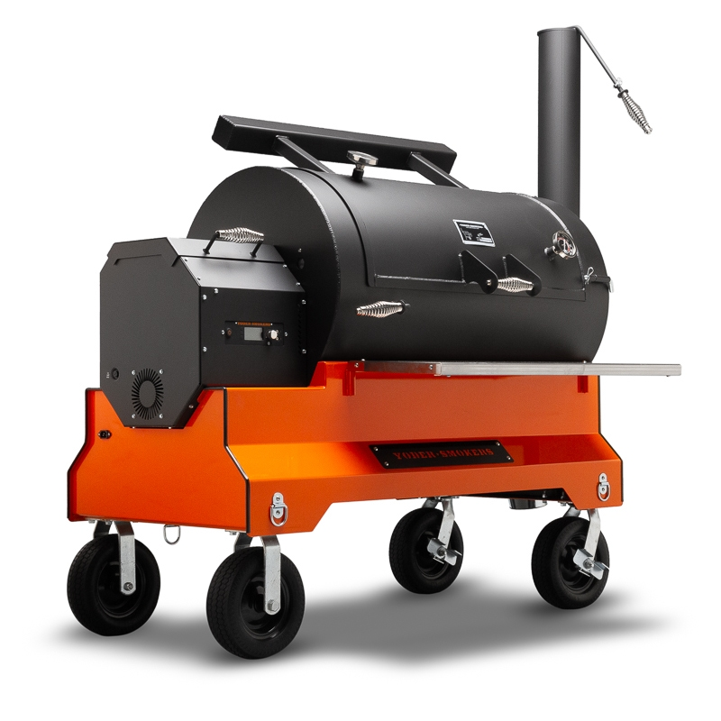 Yoder Smokers YS1500s Pellet Grills with ACS