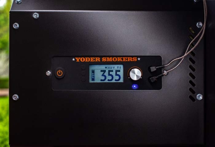 Yoder Smokers S Series ACS Controller with WiFi
