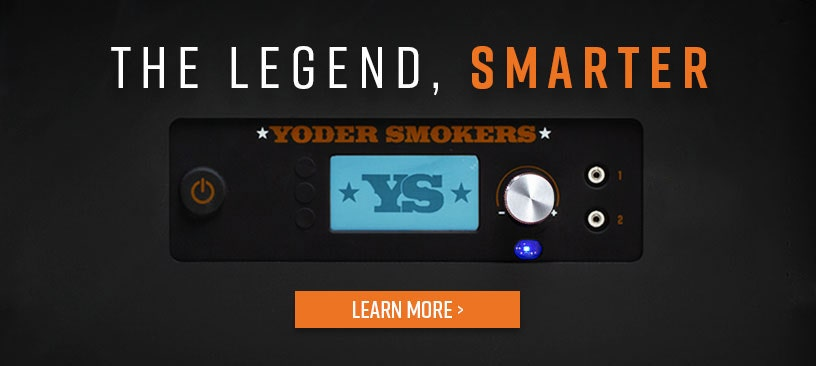 Yoder Smokers YS640 Pellet Grill - Designed with Versatility in Mind