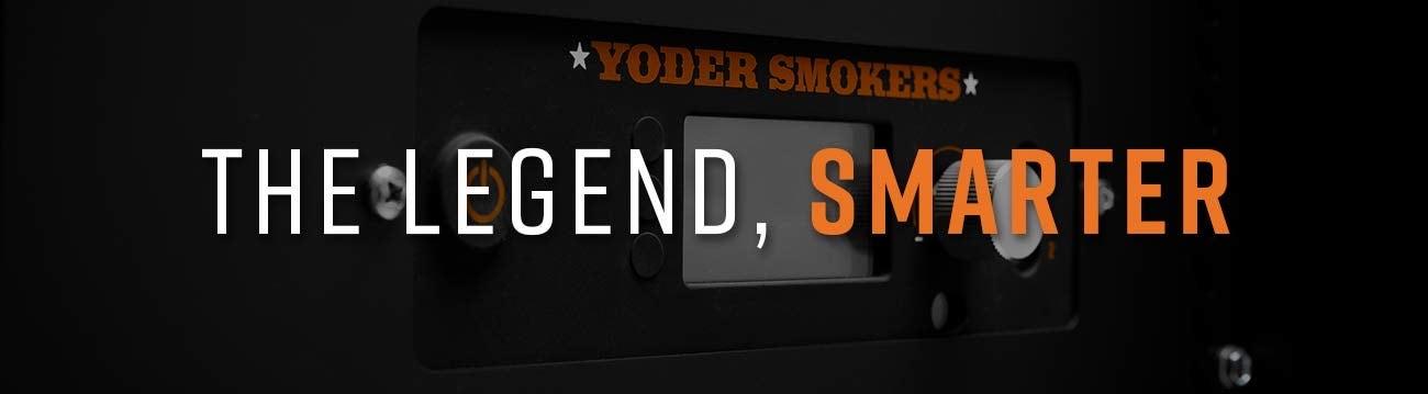 Yoder Smokers S Series Pellet Grills