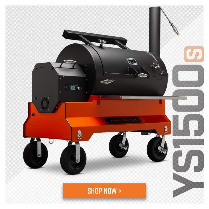 Shop Yoder Smokers YS1500s Pellet Grill with ACS