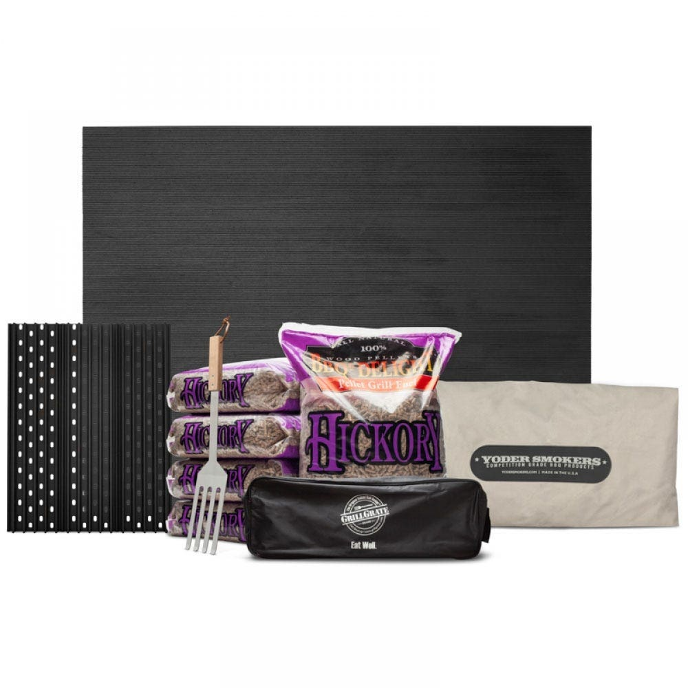 Backyard Grilling Bundle for the YS640 Pellet Grill