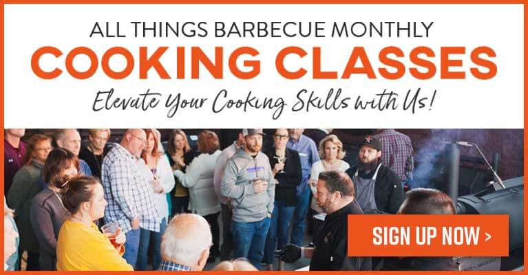 All Thing Barbecue Cooking Classes