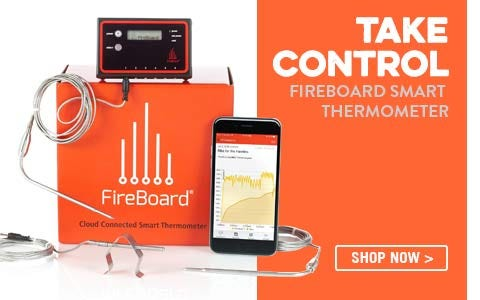 Fireboard Wireless Barbecue Thermometer