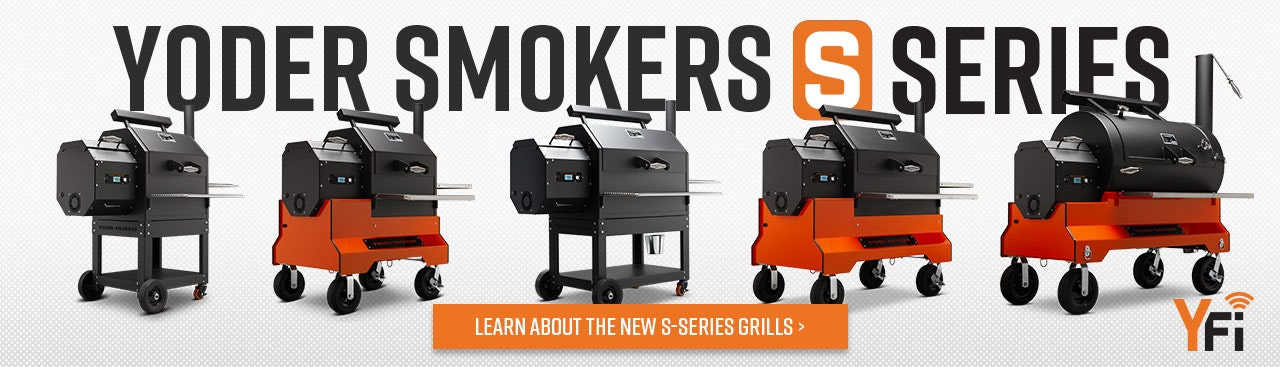Yoder Smokers S Series