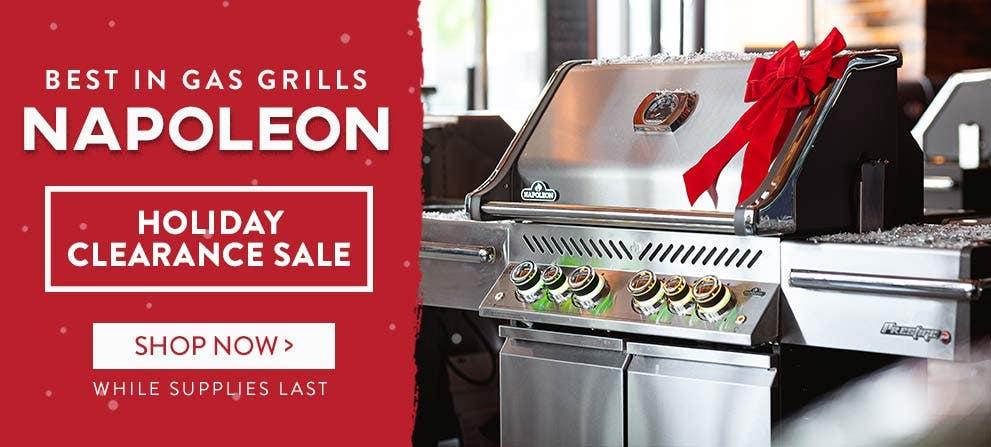 Best in Gas Grills - Napoleon Gas Grills