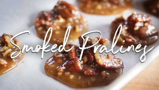 Smoked Pralines