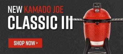 Kamado Joe Classic III