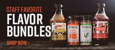 Flavor Bundles