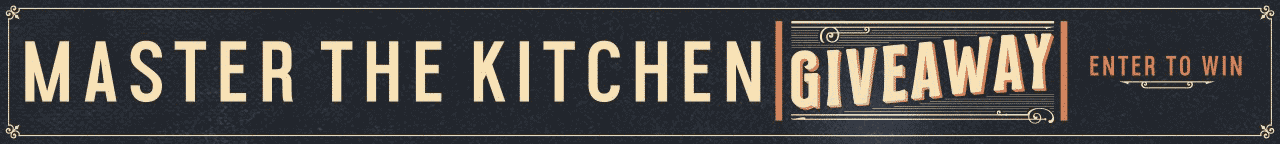 Master the Kitchen Giveaway!