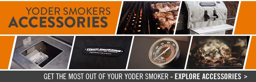 Yoder Smoker Accessories