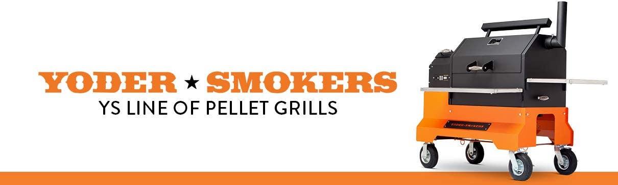 Yoder Smokers Pellet Grills