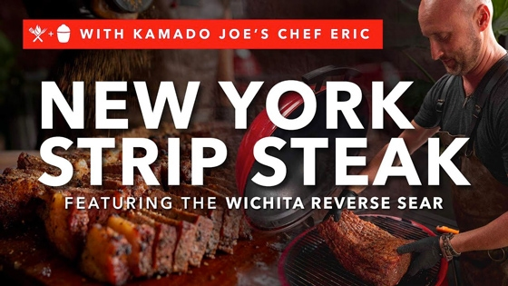 How to Make New York Strip Steak | Wichita Reverse Sear