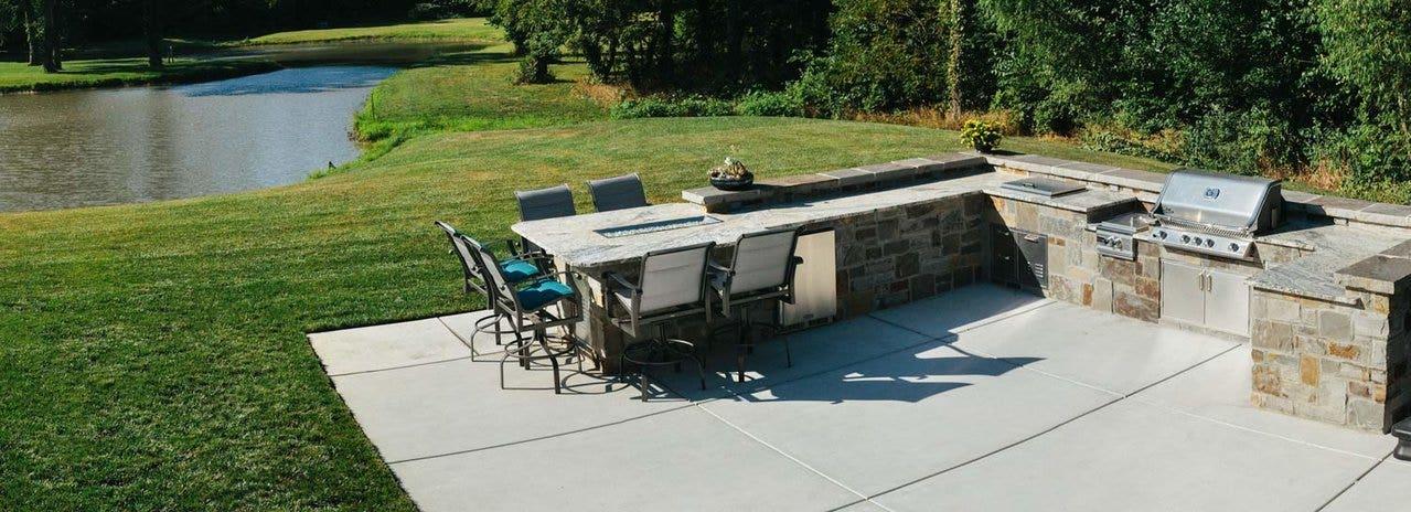 Outdoor Kitchen designers