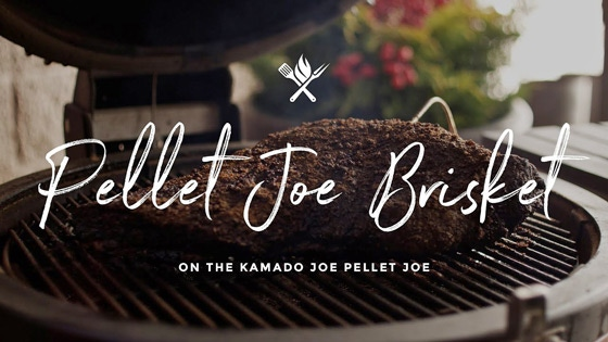 Pellet Joe Brisket