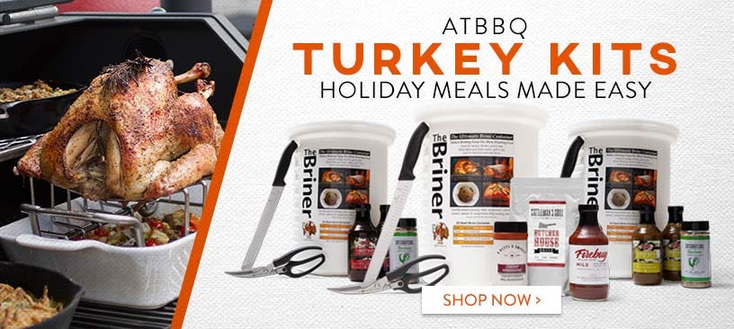 ATBBQ Turkey Kits