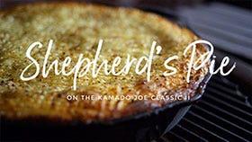 Smoked Shepherds Pie