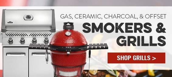Shop all Smokers and Grills