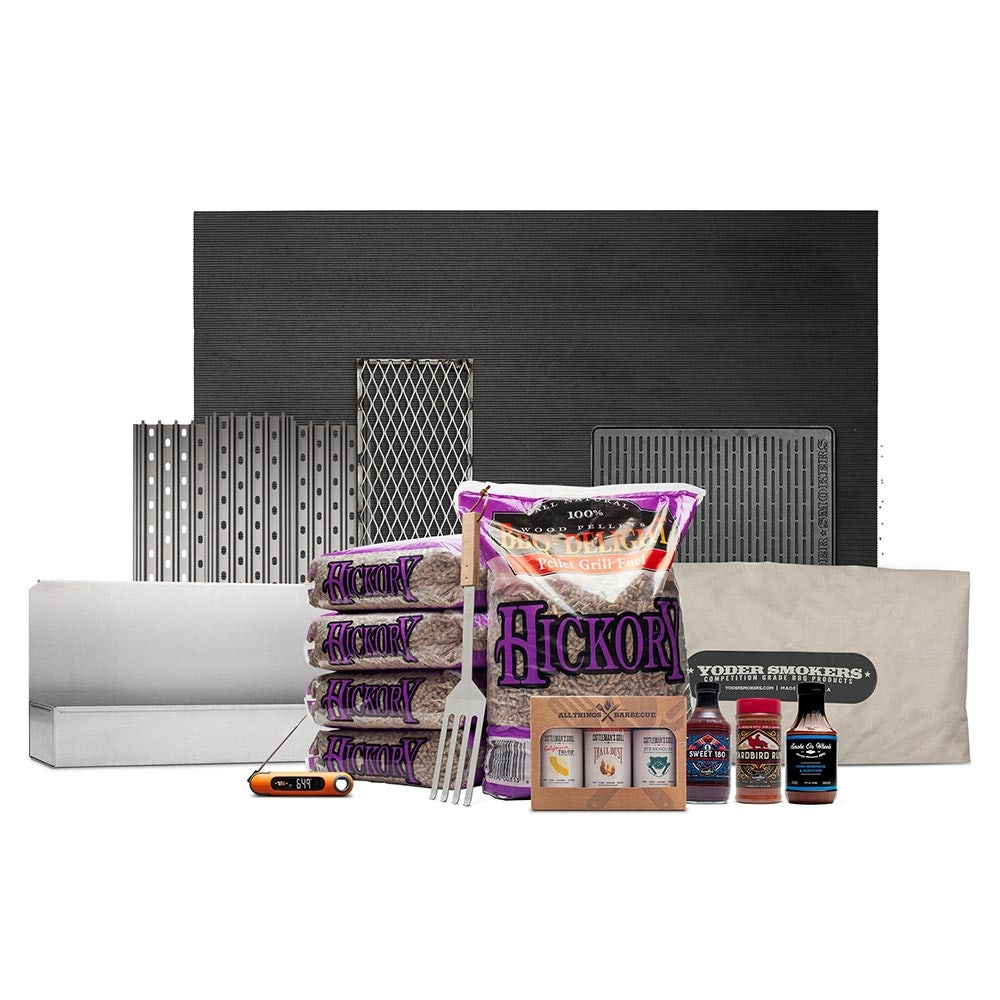 Ultimate Grilling Bundle for the YS 640 Pellet Grill
